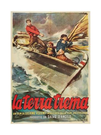 The Earth Trembles, 1948 (La Terra Trema: Episodio Del Mare)