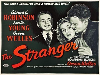 The Stranger, 1946