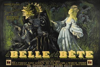 Beauty and the Beast, 1946 (La Belle Et La Beïte)