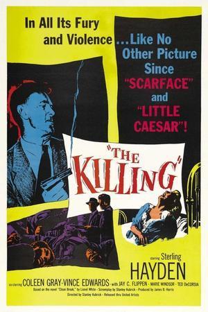 The Killing, 1956