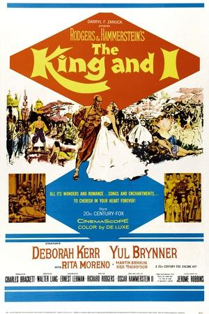 The King and I, 1956