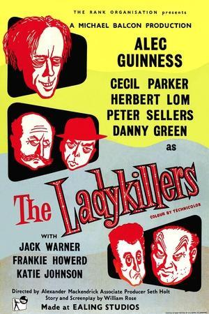 The Ladykillers, 1955
