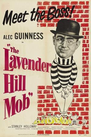 The Lavender Hill Mob, 1951
