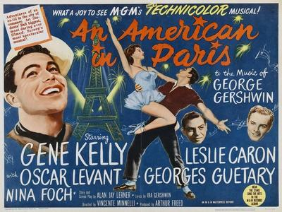 An American in Paris 1951