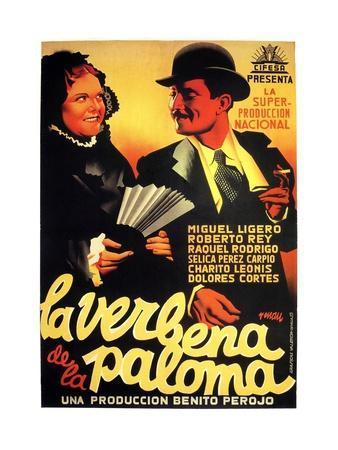 Fair of the Dove, 1934 (La Verbena De La Paloma)