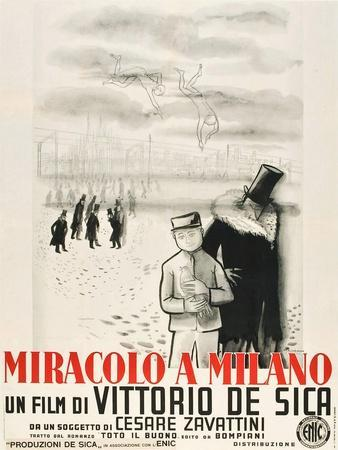 Miracle in Milan, 1950 (Miracolo a Milano)
