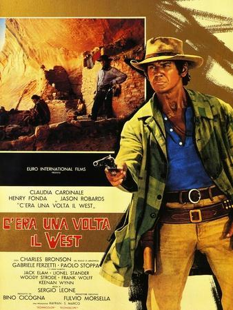 Once Upon a Time in the West, 1968 (C'Era Una Volta Il West)