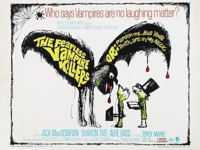The Fearless Vampire Killers, 1967