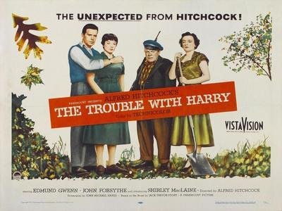 The Trouble with Harry, 1955