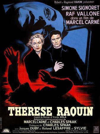 Therese Raquin, 1953