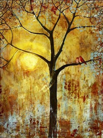 Red Birds Tree