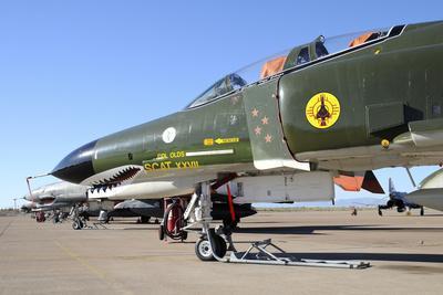 U.S. Air Force Qf-4 Phantom Ii