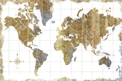 Gilded Map