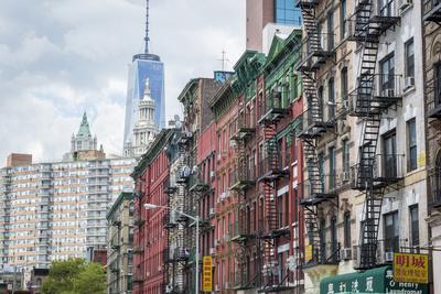 Chinatown of New York City, Ny, USA