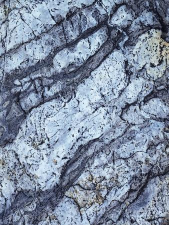 California, Sierra Nevada Mts, Inyo Nf, Patterns of a Rock Formation