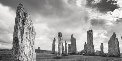 Standing Stones of Callanish, Isle of Lewis, Western Isles, Scotland