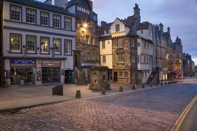 The John Knox and Moubray Homes, Edinburgh, Lothian, Scotland