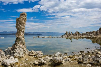 USA, California, Mono Lake South Tufa Reserve