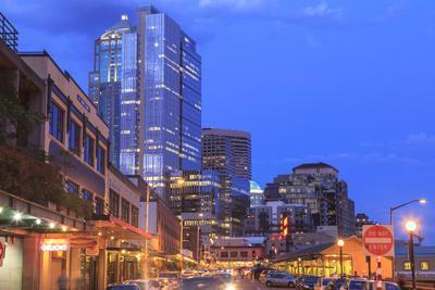Pike Place Public Market Center, Seattle, Wa, USA