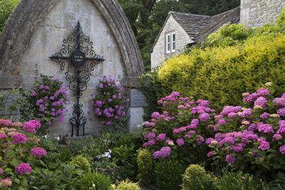 World War I Memorial Garden, Castle Combe, Wiltshire, England