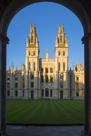 All Souls College, Oxford, Oxfordshire, England
