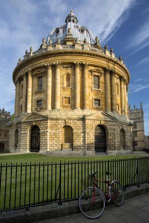 Radcliffe Camera, Oxford University, Oxfordshire, England