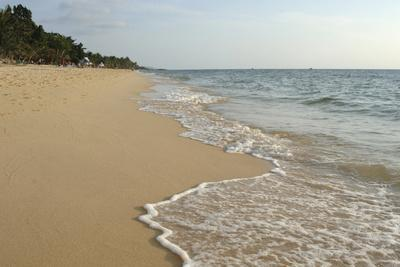 Asia, Vietnam. Sandy Beach on Phu Quoc, Kien Giang Province