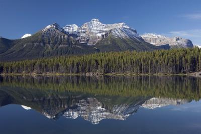 Lake Hebert, Banff National Park; Banff National Park, Alberta, Canada