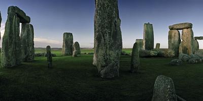 The Standing Stones of Stonehenge
