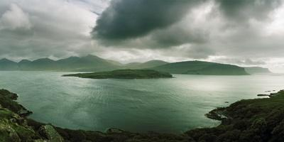 Overlooking a Portion of Loch Na Keal