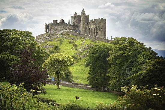 Rock Of Cashel County Tipperary Ireland Photographic Print By