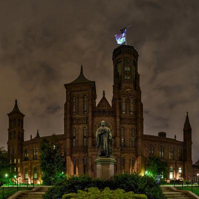 The Smithsonian Institution and Museum at Night