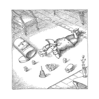 Capitol toys - Cartoon