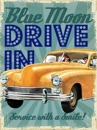 Blue Moon Drive In
