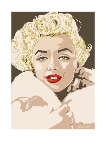 Marilyn - Gentlemen Prefer Blondes
