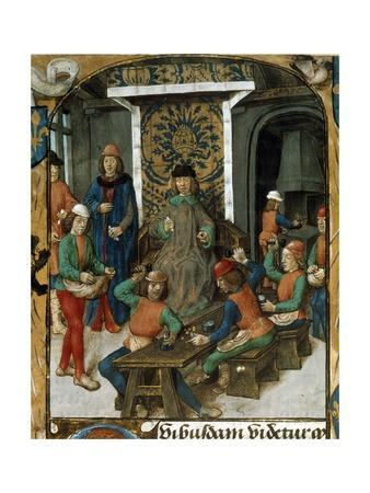 The Minting of Coins during the Middle Ages
