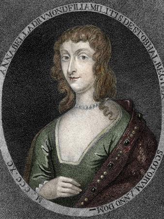 Anabella Drummond, Queen Consort of Robert III of Scotland