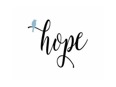 Hope Blue Bird