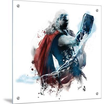 The Avengers: Age of Ultron - Thor Wielding Mjolnir