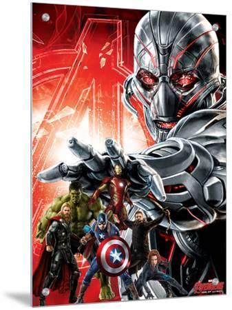 The Avengers: Age of Ultron - Captain America, Thor, Black Widow, Hawkeye, Iron Man and Hulk
