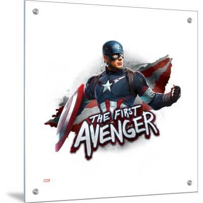The Avengers: Age of Ultron - Captain America - The First Avenger