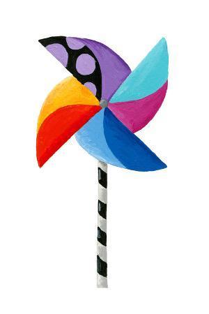Children's Toy Windmill