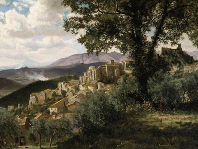 Olevano, 1856-57