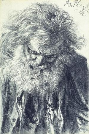 Portrait of an Old Man, 1884
