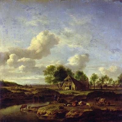 The Little Farm, 1661