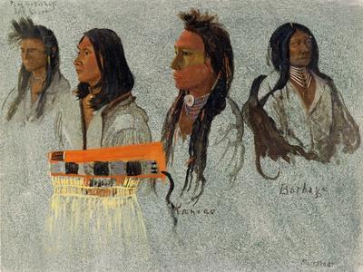Four Indians