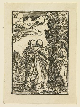 The Visitation of the Virgin to Elizabeth