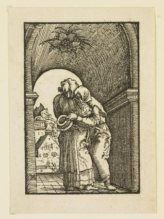 Joachim Embracing St. Anne
