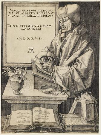 Erasmus of Rotterdam, 1526