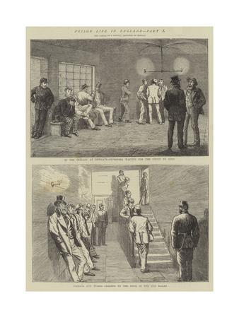 Prison Life in England, Part I, the Career of a Convict